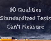 standardized tests