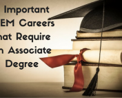 STEM careers that require an associate degree