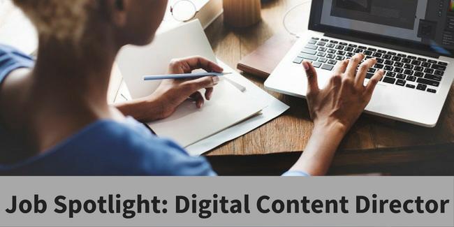 digital content director