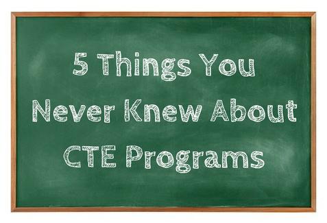 CTE programs