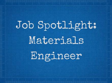 materials engineer